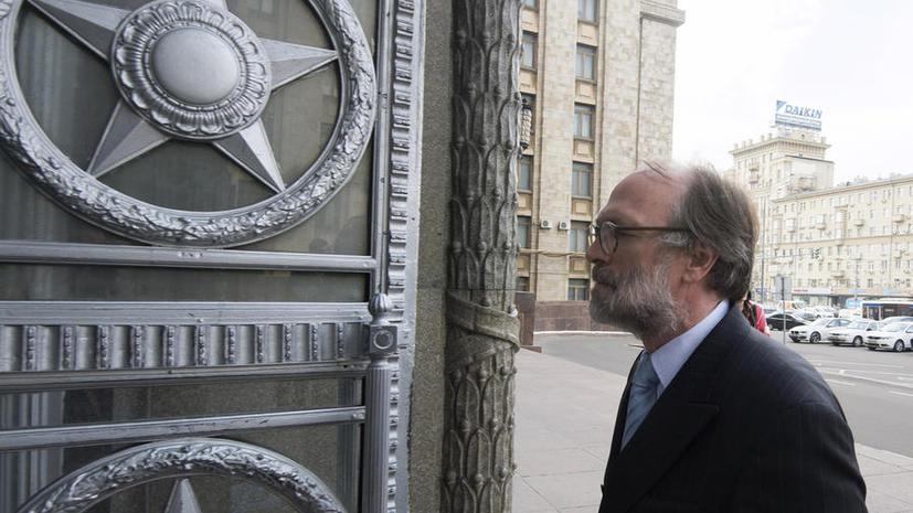 МИД: Извинения Голландии не станут финальной точкой в истории вокруг избитого в Гааге дипломата Бородина