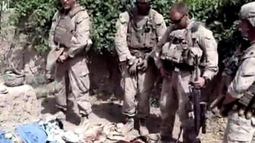 Морпех, помочившийся на труп афганских боевиков, ни о чём не жалеет