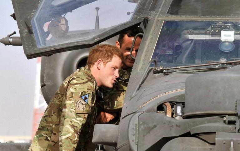 Принц Гарри может принять участие в интервенции в Сирию