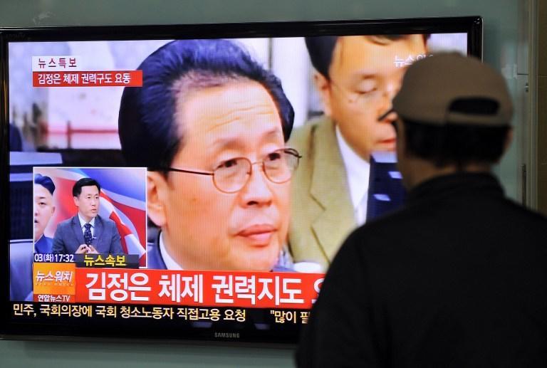 Дядя Ким Чен Ына, ранее лишённый всех постов за уголовные преступления, казнён