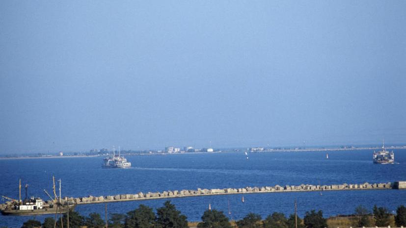 Министр транспорта РФ: Строительство моста через Керченский пролив займёт 3,5 года