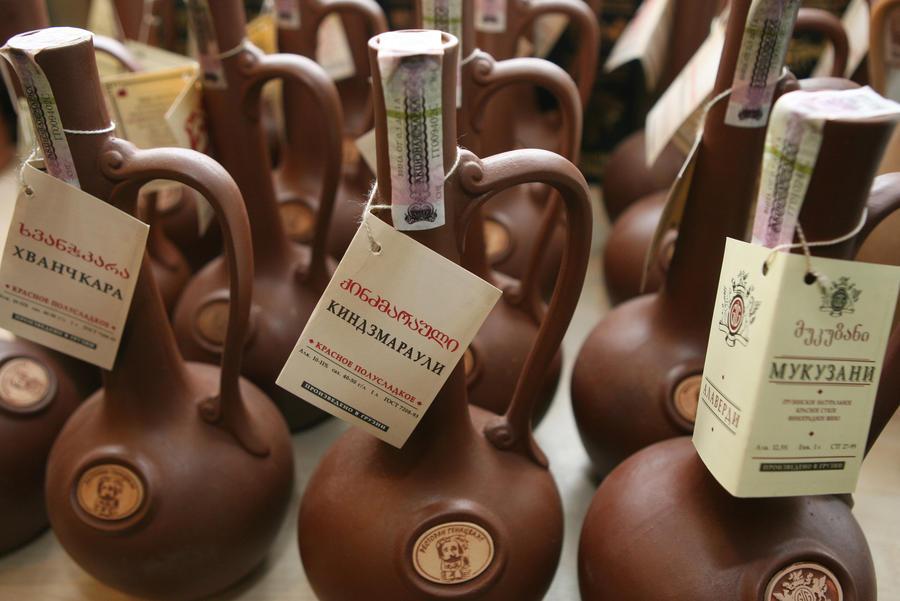 Роспотребнадзор дал «зелёный свет» грузинским коньякам, винам и воде
