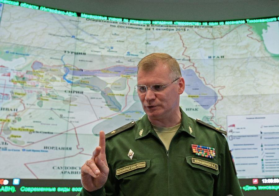 В Минобороны РФ напомнили НАТО, что стало источником кризиса в Сирии