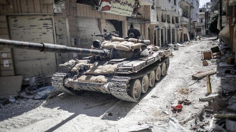 WSJ: США и Саудовская Аравия поставляют сирийским боевикам противотанковое оружие