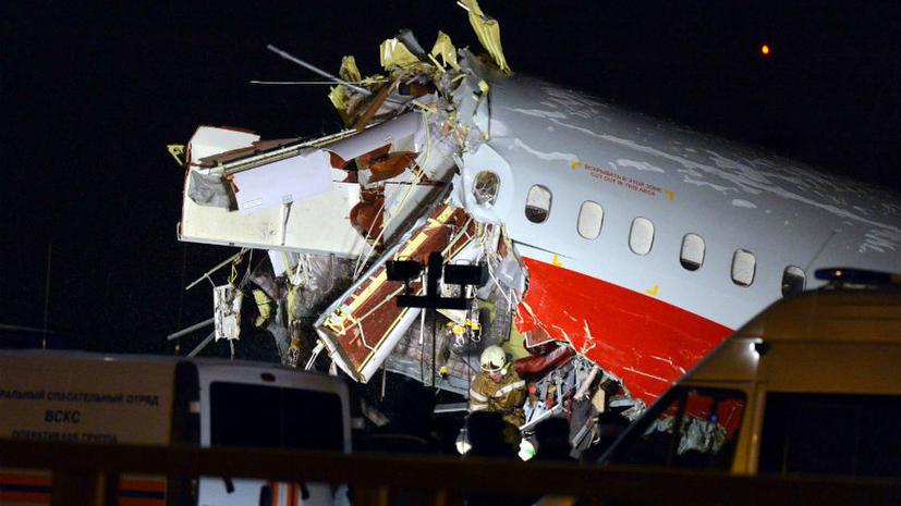 Чиновники Минтранса будут допрошены по делу о катастрофе Ту-204 во Внуково