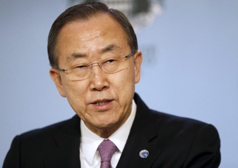 Пан Ги Мун  призвал Сирию и Израиль сохранять «спокойствие и сдержанность»