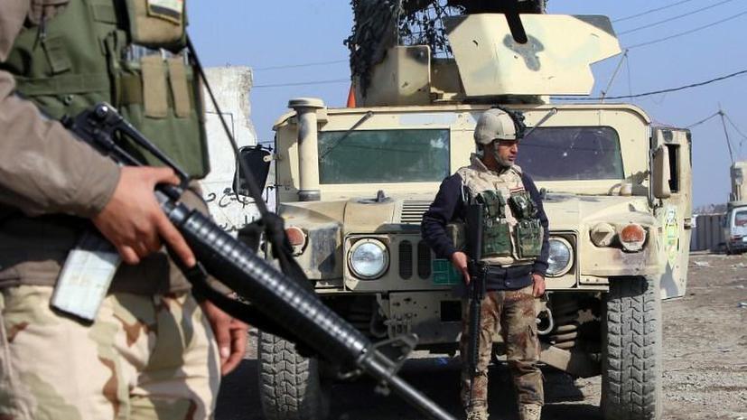 В Ираке арестован главный финансист местного отделения «Аль-Каиды»