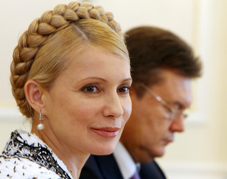 Источник: Янукович встречался с Тимошенко в Харькове до её выхода на свободу