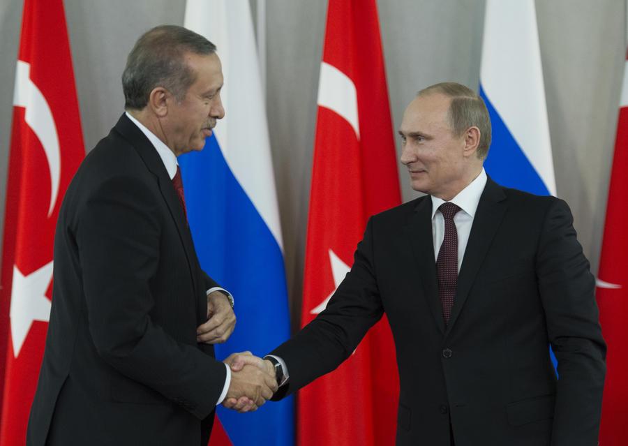 Владимир Путин обсудит в Турции увеличение объёма поставок российского газа