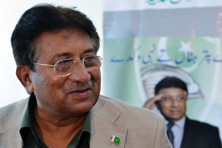 Экс-глава Пакистана Первез Мушарраф освобождён под залог