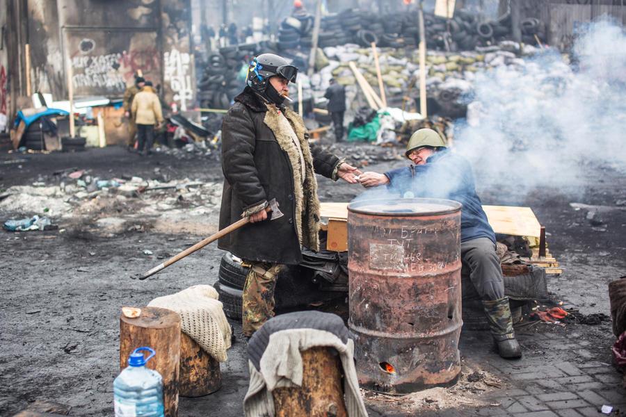 Служба безопасности Украины не нашла виновных по делу о призывах к захвату власти