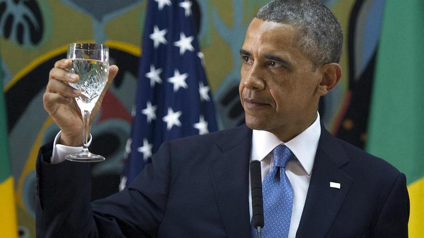 Барак Обама раздал должности дипломатов спонсорам своей предвыборной кампании
