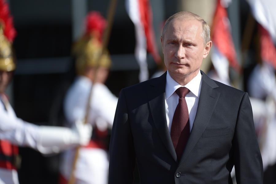 Владимир Путин: Военно-политического альянса на основе БРИКС не будет