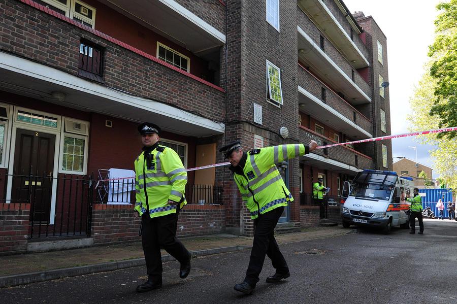 В Лондоне задержали ещё одного подозреваемого в нападении на британского солдата