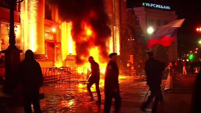 На юго-востоке Украины продолжаются столкновения