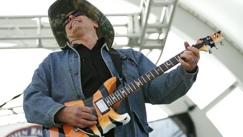 Рок-музыкант намерен стать президентом США