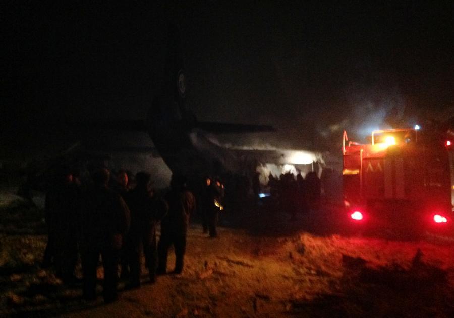 Следствие рассматривает три версии крушения Ан-12 под Иркутском