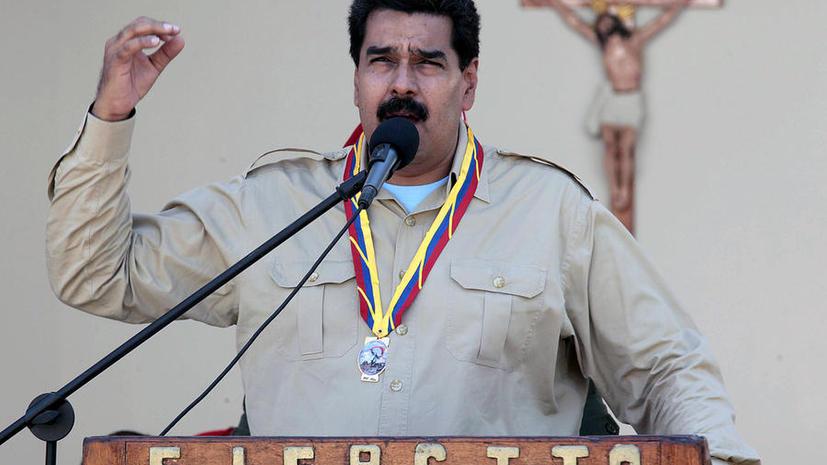 США симметрично ответили Венесуэле на выдворение дипломатов