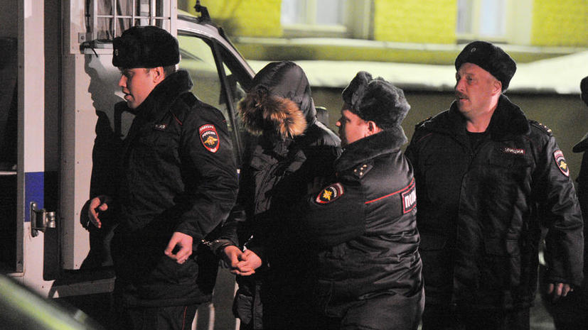 СК: Московскому школьнику, расстрелявшему учителя и полицейского, предъявлено обвинение в убийстве