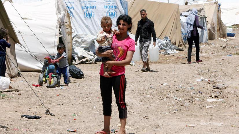 США готовятся принять тысячи сирийских беженцев