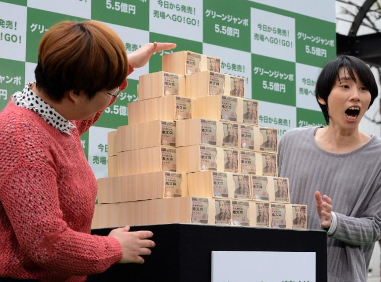 Выигрыш в лотерею увеличивает риск потерять миллионы