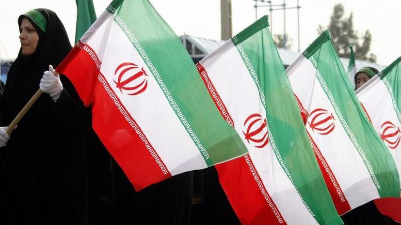 В Иране задержан британский шпион