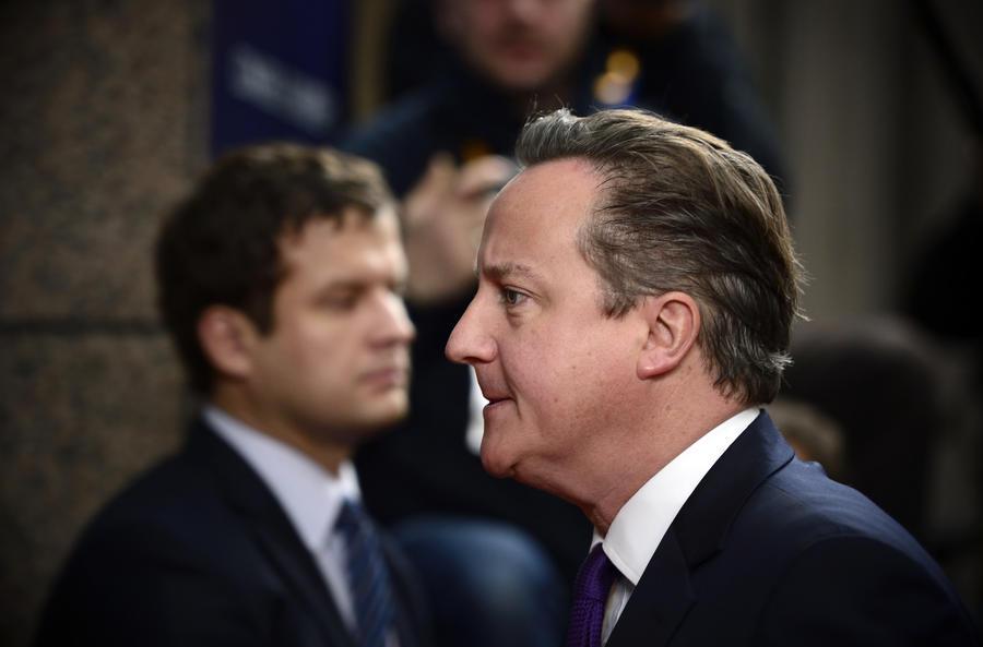 Дэвид Кэмерон: Пришло время сказать «нет» мигрантам, лишающим британцев работы