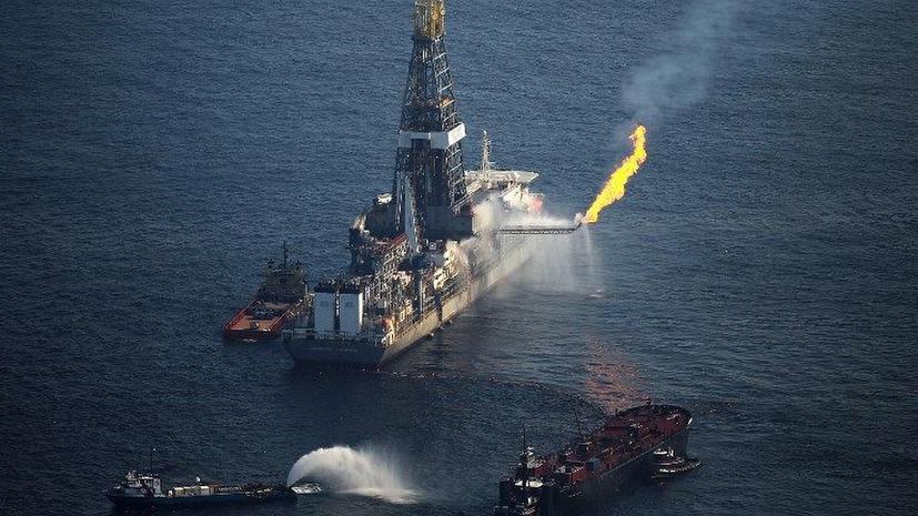 США предложат компании BP откупиться от загрязнения Мексиканского залива за $16 млрд