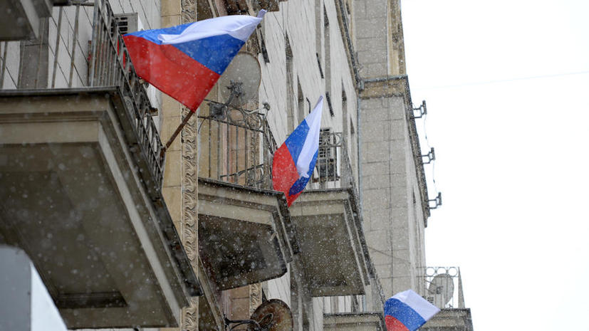На фоне украинского кризиса отношение россиян к США резко ухудшилось