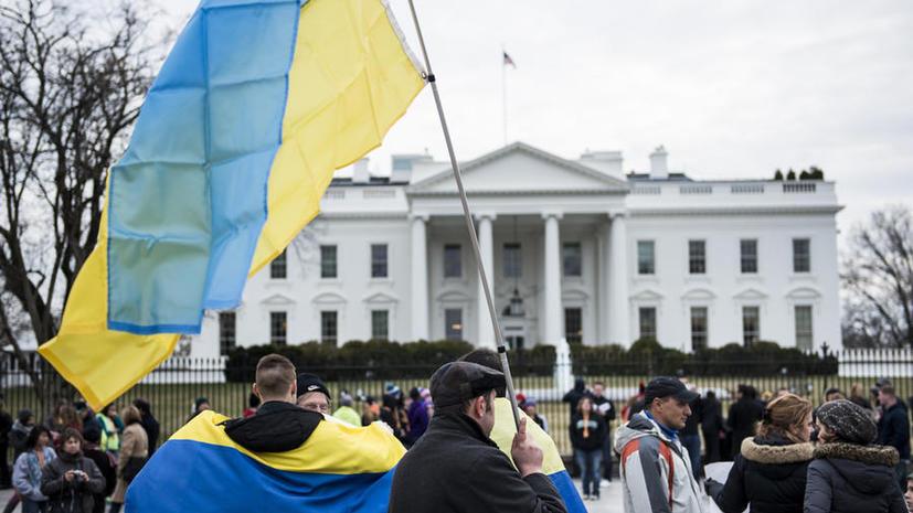 Белый дом не исключил возможности оказания военной помощи Украине