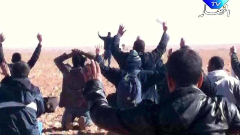Алжирские войска нашли на заводе в Ин Амена трупы 48 заложников
