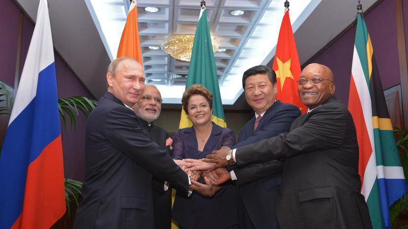 Россия будет использовать своё председательство в БРИКС для повышения роли объединения в мире