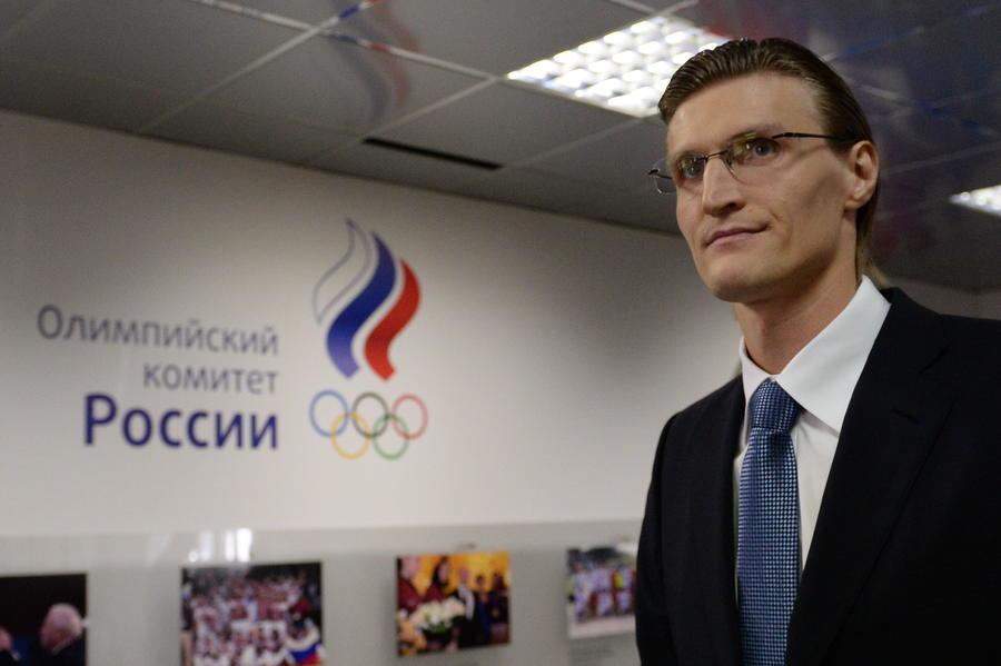 Андрей Кириленко избран президентом Российской федерации баскетбола