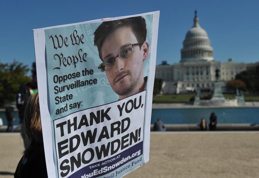 Эдвард Сноуден получит премию Риденаура «за правду»