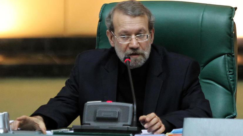 Спикер иранского парламента: США заранее знали об атаках на Сирию