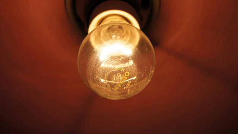 Российский институт электричества не платит за свет