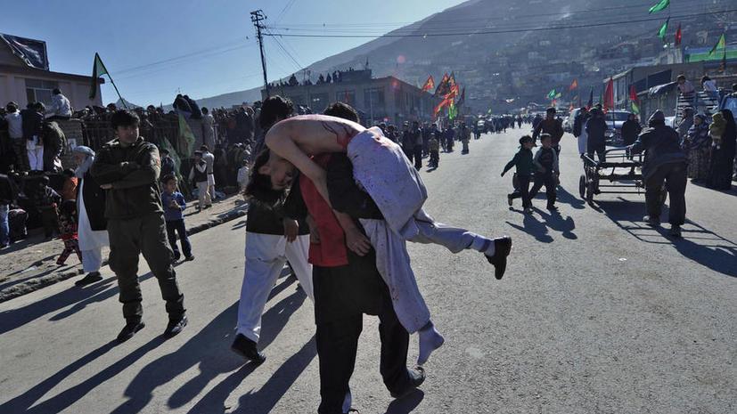 Афганского губернатора убили во время праздничной молитвы