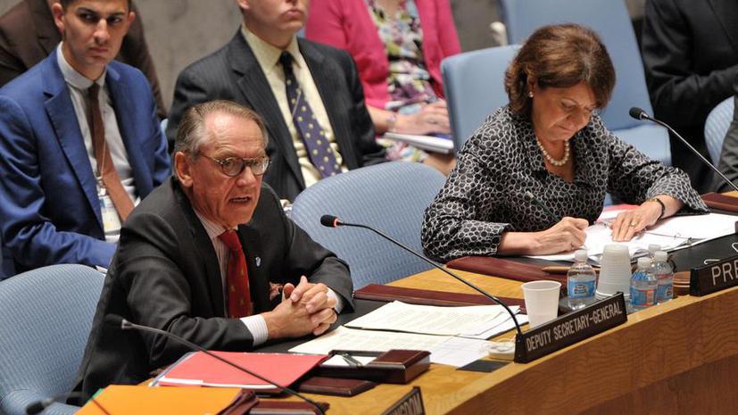 ООН: Мы слишком поздно начали предпринимать действия по Сирии