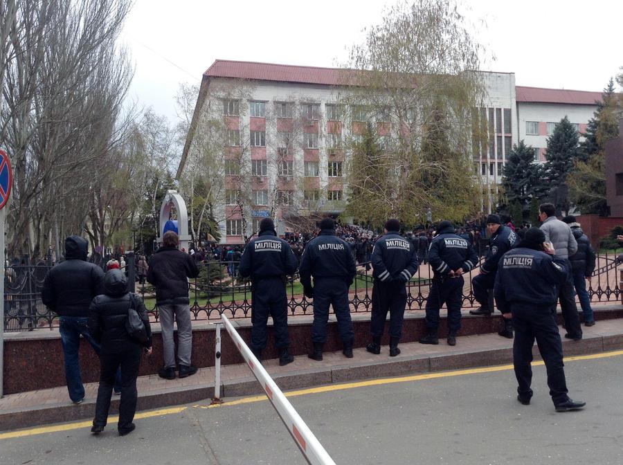 Власти Украины готовят провокации на востоке страны