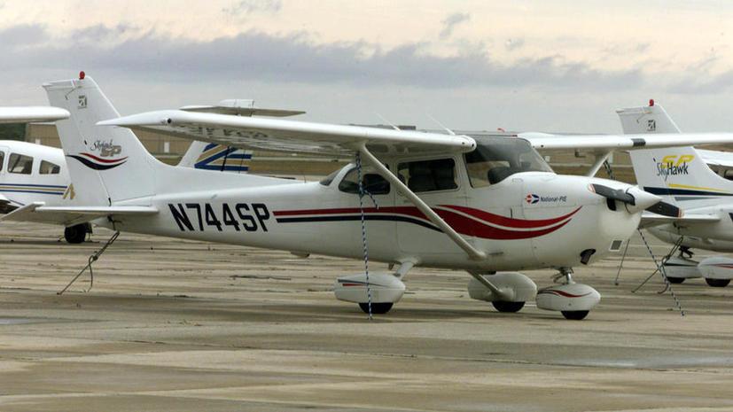 Журналисты США обнаружили самолёты-разведчики ФБР над десятками городов страны