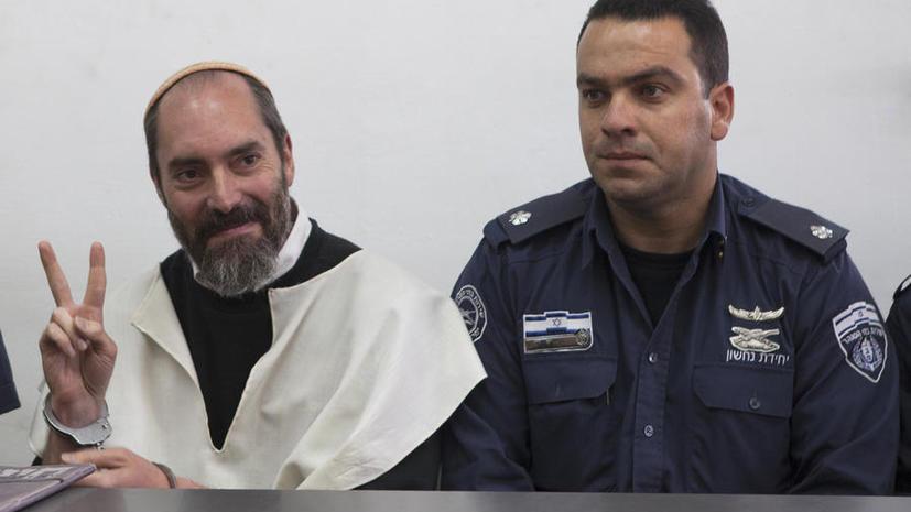 «Еврейский террорист» получил сразу два пожизненных заключения и еще 30 лет «сверху»