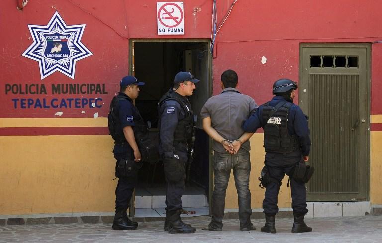 Мексиканский наркокартель «Рыцари-тамплиеры» сделал ставку на добычу руды
