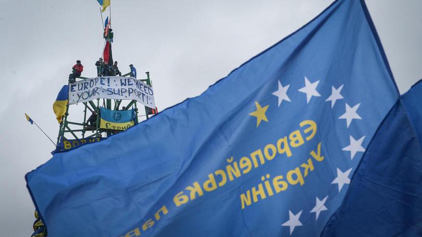 Украинская оппозиция призвала к отмене закона об амнистии для участников беспорядков