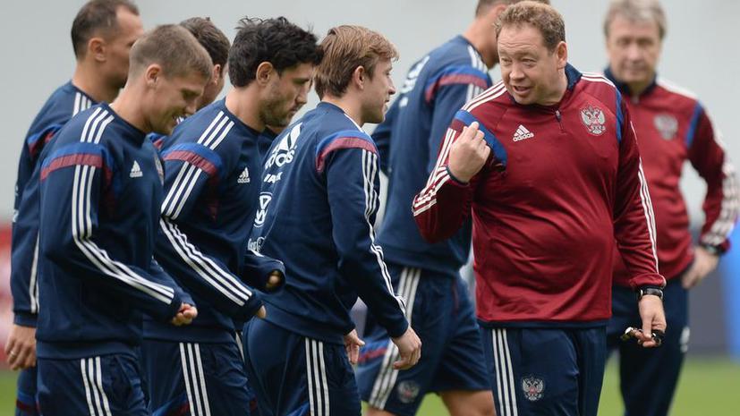 Сборная России по футболу сегодня сыграет с командой Швеции в рамках отбора на Евро-2016