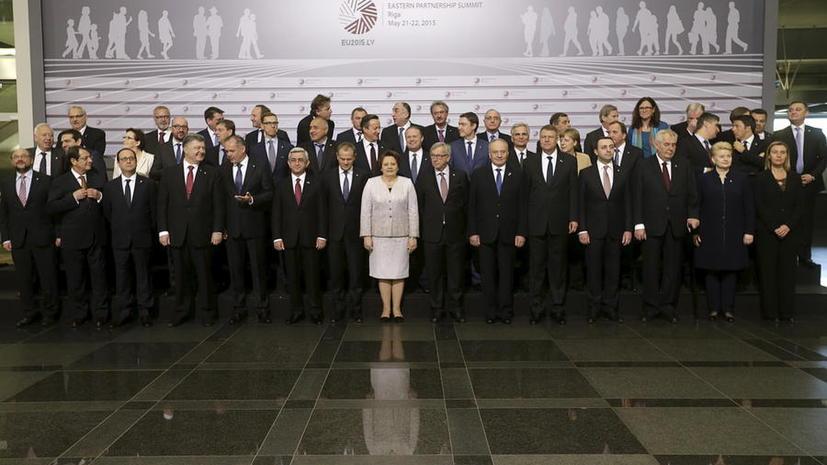 Французские СМИ: «Восточное партнёрство» без России бесполезно
