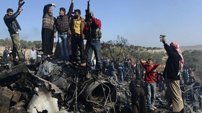 Доля иностранцев среди боевиков в Сирии превышает 80%
