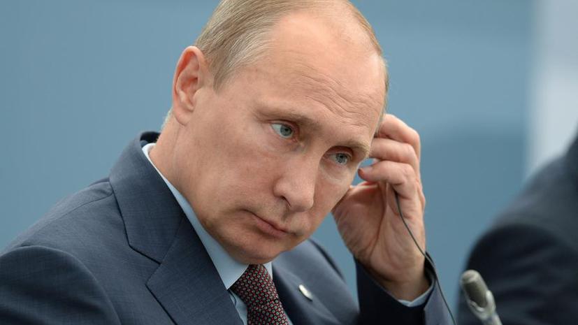 Эксперт: Президенту России не нужна опосредованная война с США