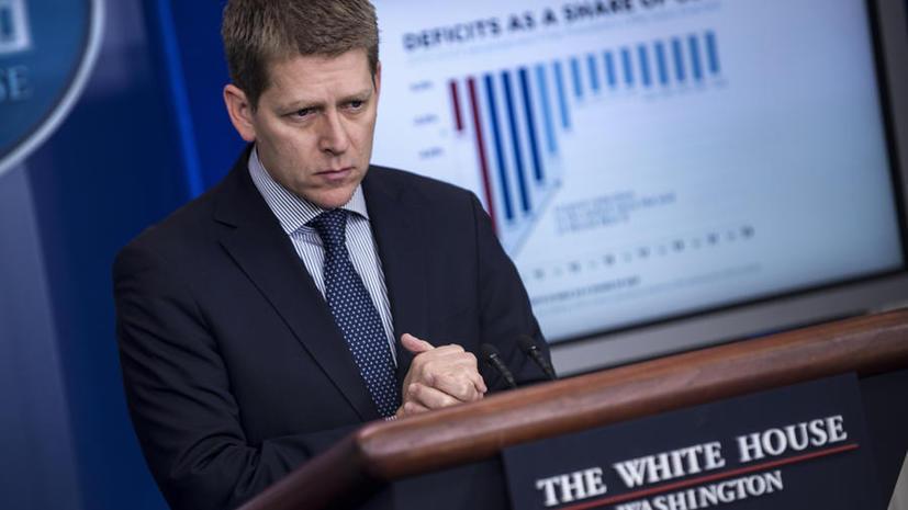 Джей Карни: ситуация со Сноуденом — не единственная причина отмены российско-американского саммита