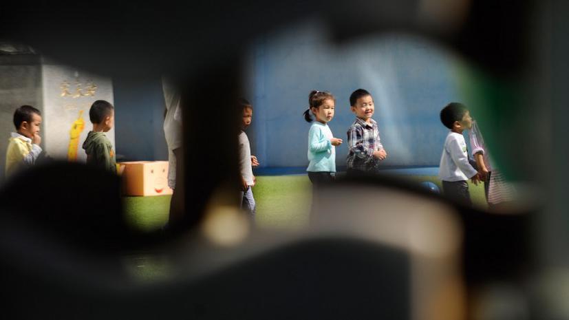 Власти Китая вызволили из рабства 90 детей