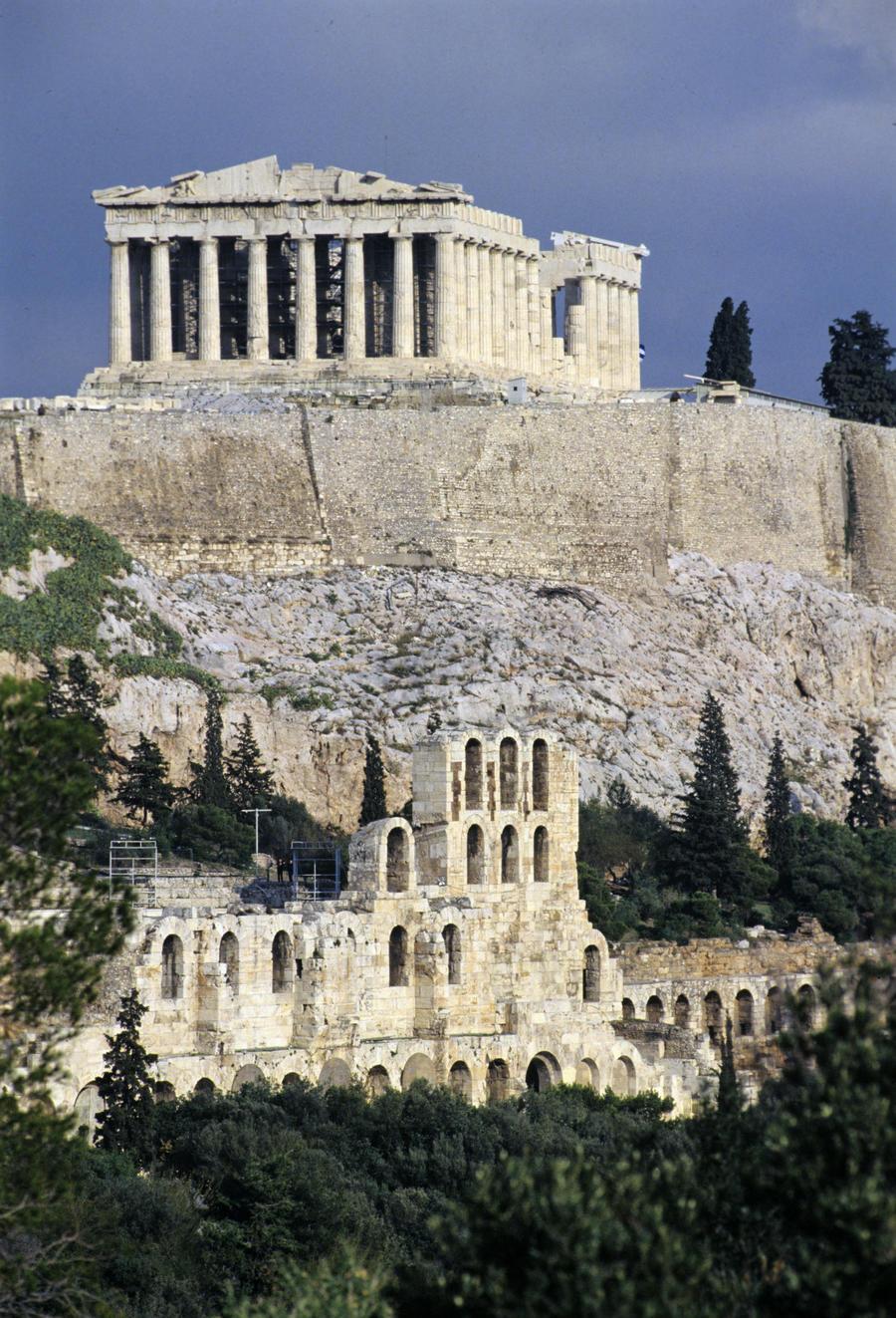 В рекламе туристических услуг Греции показали достопримечательности Австралии
